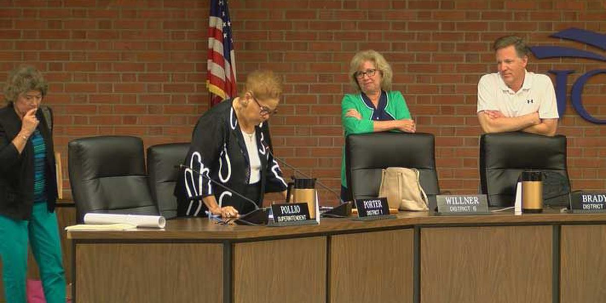 No changes after 4-hour JCPS board meeting to discuss settlement offer from state