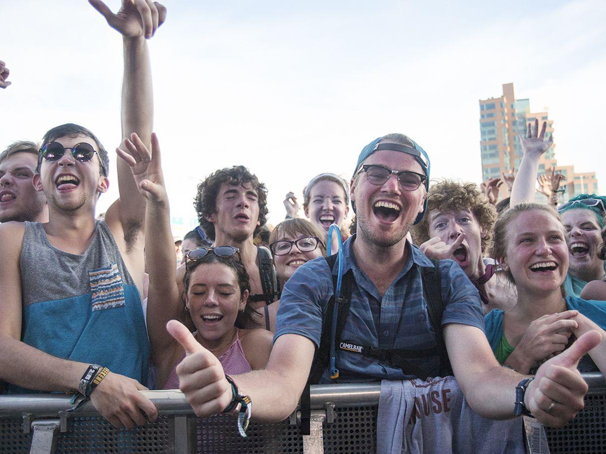 GLI asks music festival crowds to 'Live in Lou'