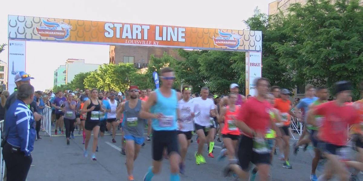 KDF: MiniMarathon moved to August; Marathon, Marathon relay will not be rescheduled