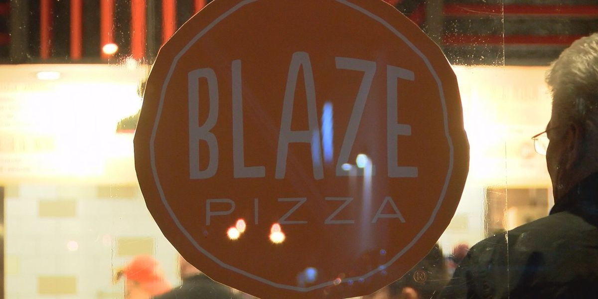 Blaze Pizza fundraiser to support memorial scholarship for Trinity High teen
