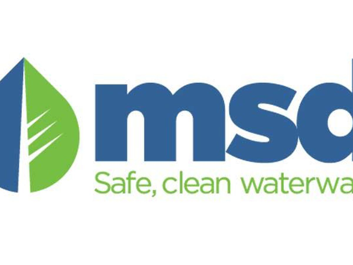 MSD completes emergency repair of vital sewer line under Main Street