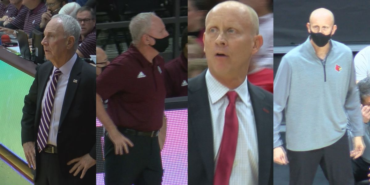 College basketball coaches go casual during the pandemic