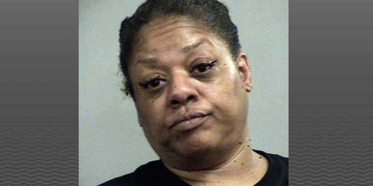 Woman arrested after toddler grandson found wandering
