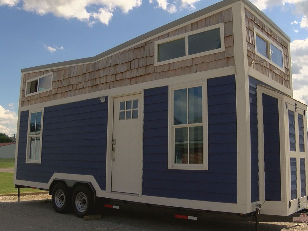 Look inside: Kentucky couple downsizing to tiny home