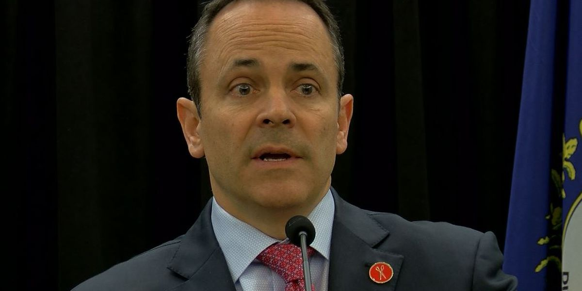 WATCH LIVE NOW: Gov. Bevin announces state employee salary schedule adjustment