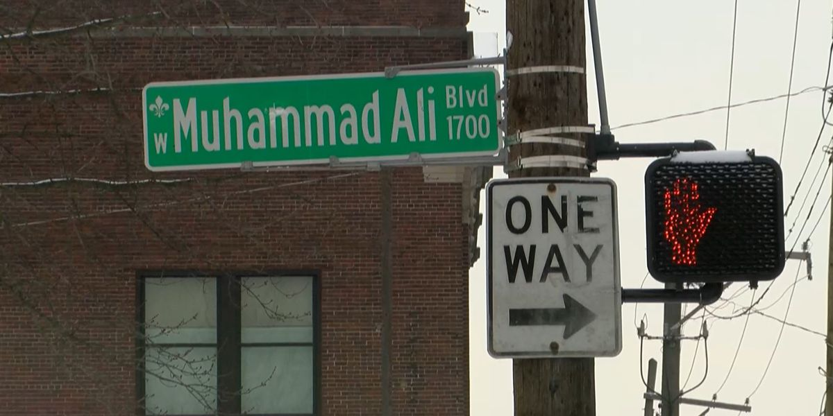 Muhammad Ali Boulevard, Chestnut Street could become two-way streets
