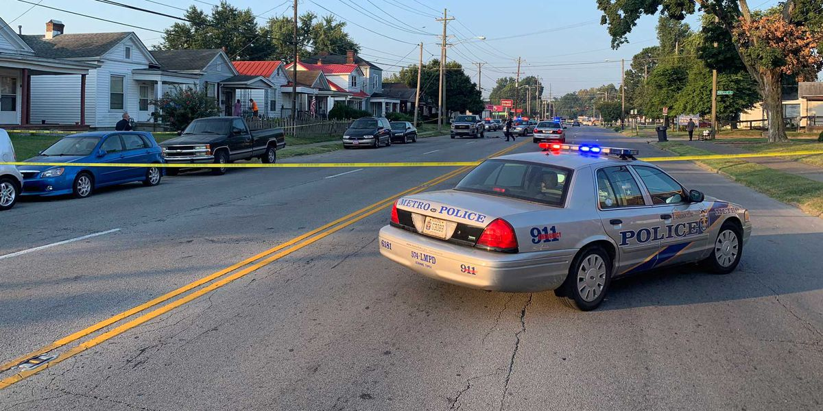 One wounded in Taylor Blvd. shooting