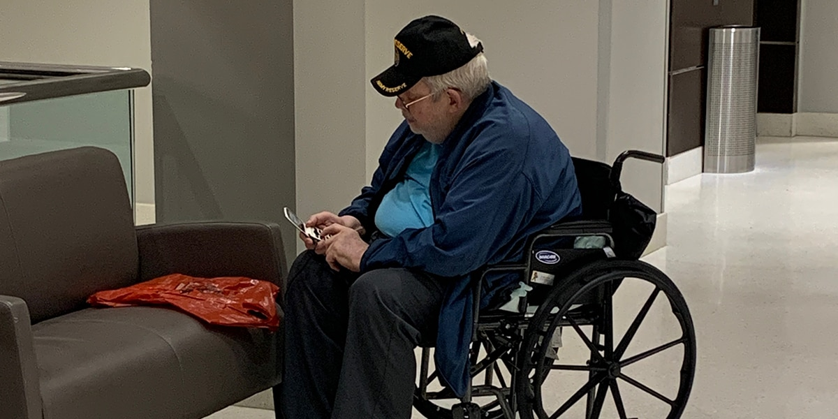 Veteran left in cold for hours waiting on late TARC3 ride