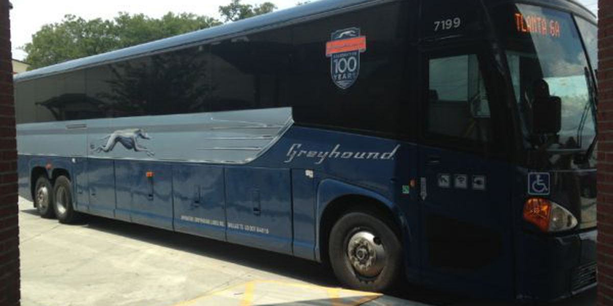 Greyhound bus passengers stranded in Louisville after driver quits