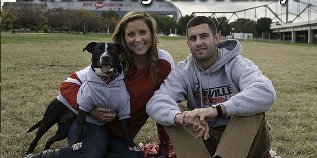 Campaign urges pit bull adoption
