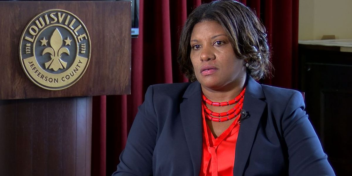 Interim LMPD chief gives final interview before saying goodbye