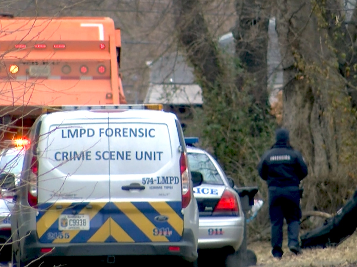 LMPD investigating death in Parkland neighborhood
