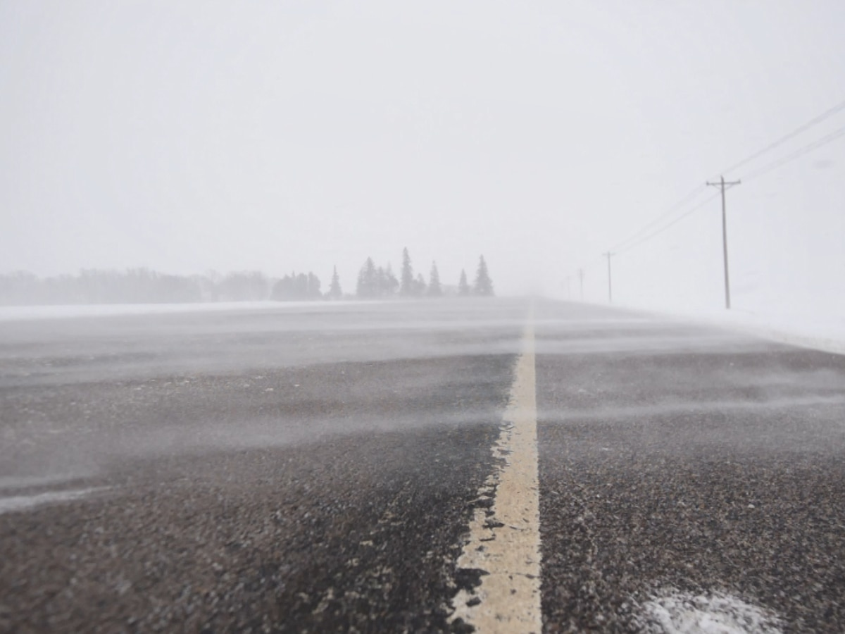 Tips for driving in snowy, slick conditions