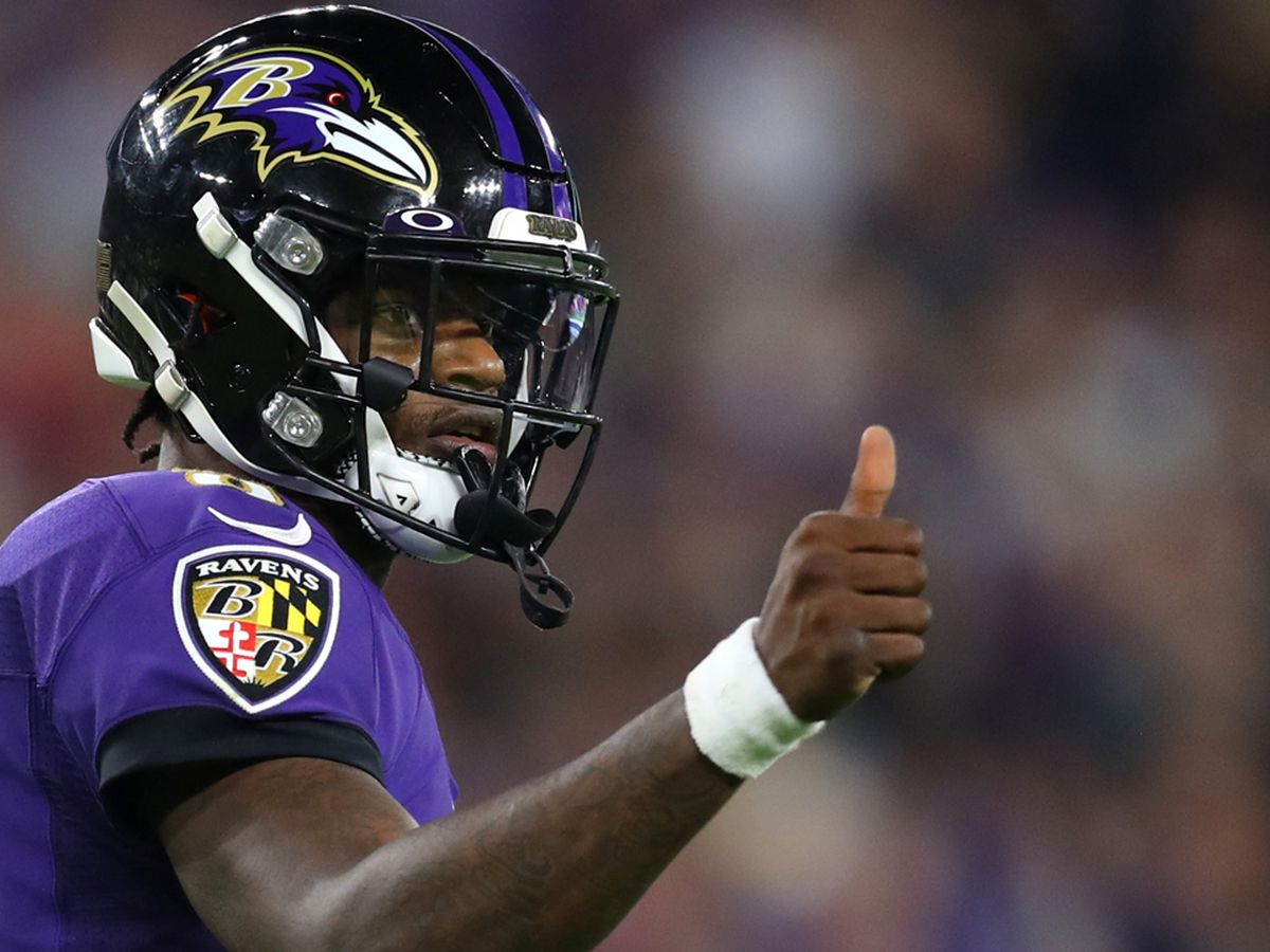 Buffalo Bills fans donate money to Ravens QB Lamar Jackson's favorite charity based in Louisville