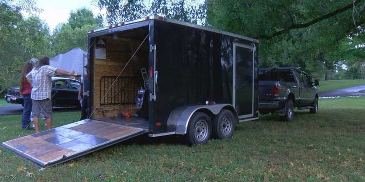 Man previously arrested for murder recovers veteran's stolen trailer