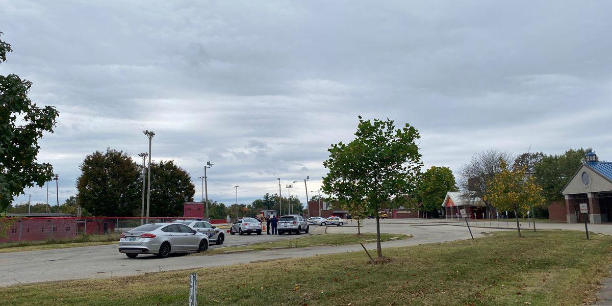 Three juveniles sent to hospital following shooting at Seneca High School parking lot, LMPD says