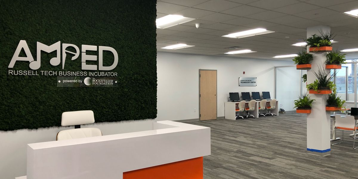 AMPED Russell Tech Business Incubator helps Black businesses succeed