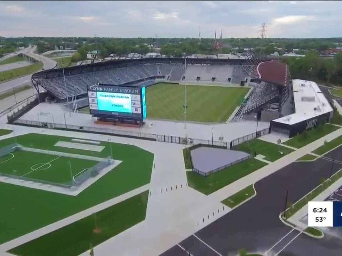 Lou City Excited to Prepare for a Match
