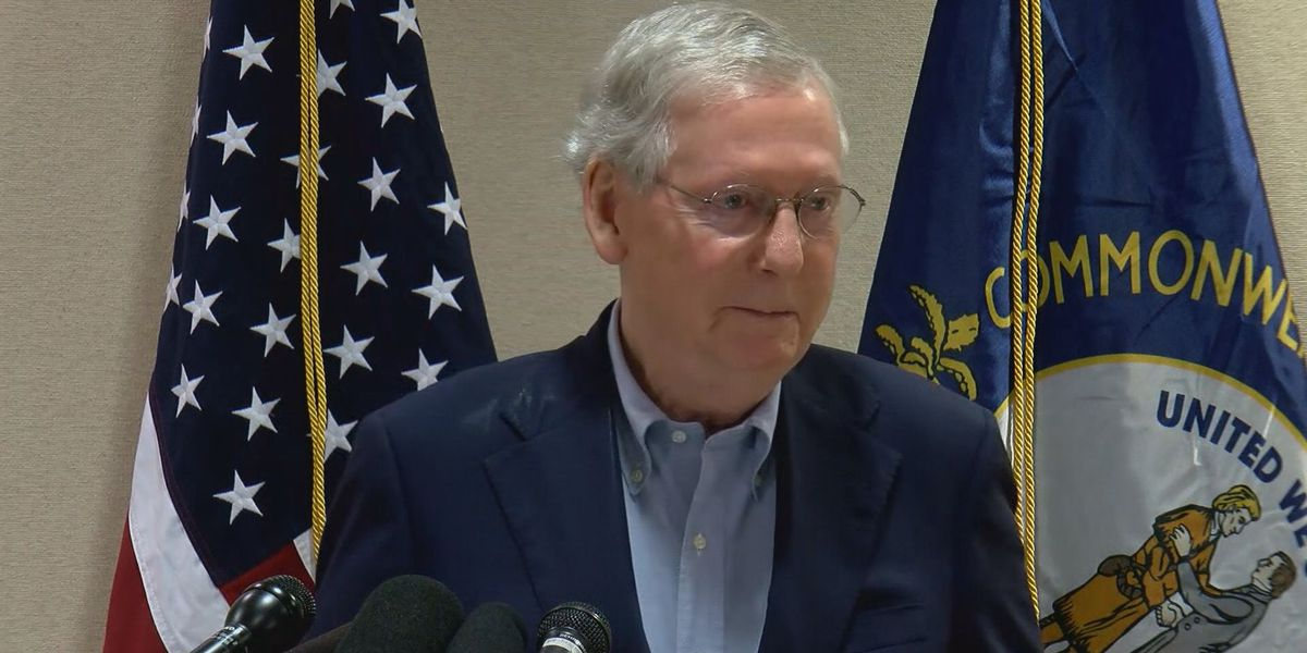 McConnell capitalizes on attack with 'Cocaine Mitch' shirts