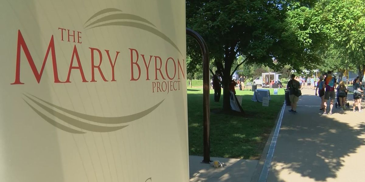 Mary Byron Games raise money for domestic abuse