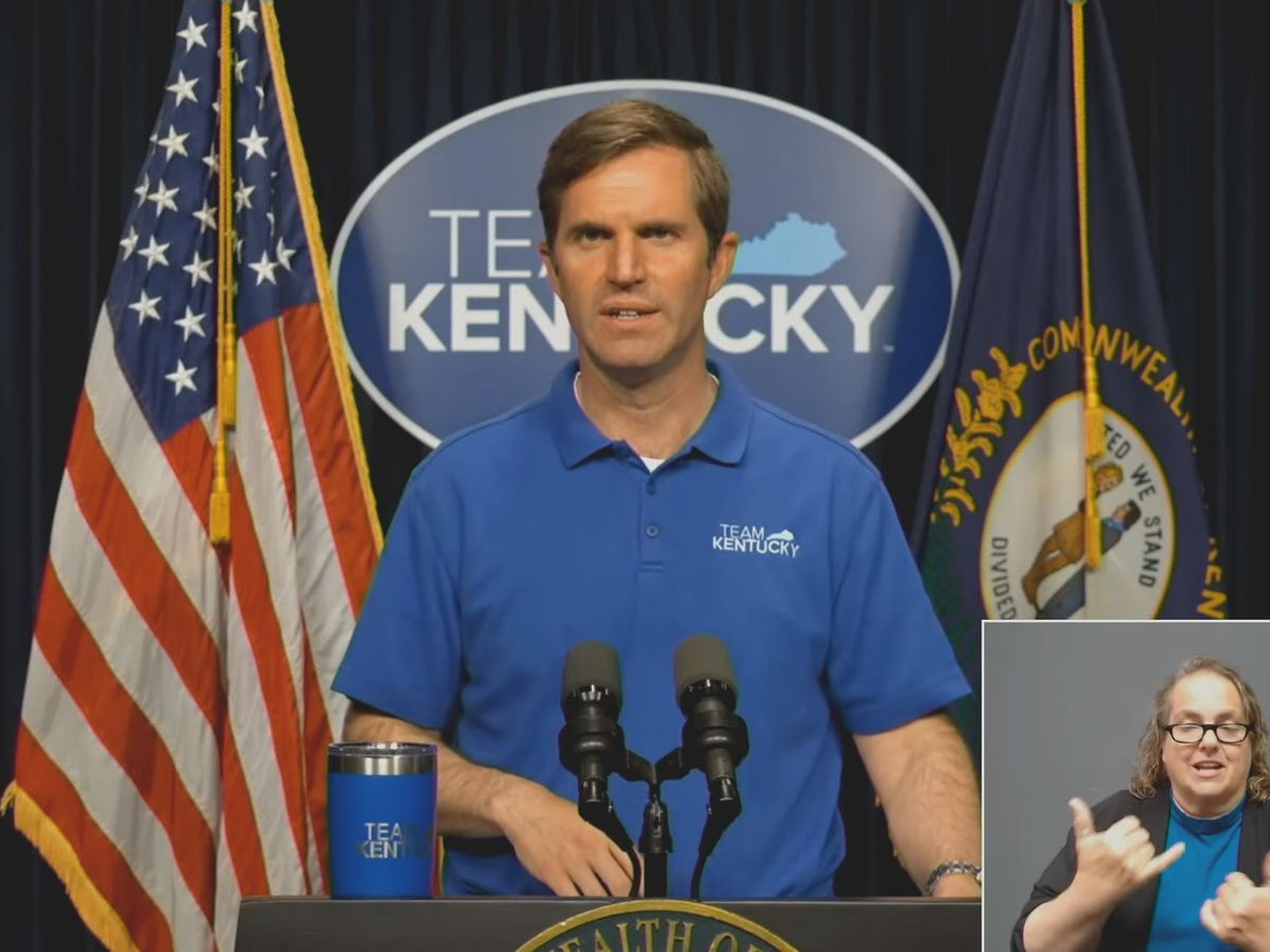 Beshear 'open' to relaxing COVID restrictions before vaccination goal as hesitancy delays progress