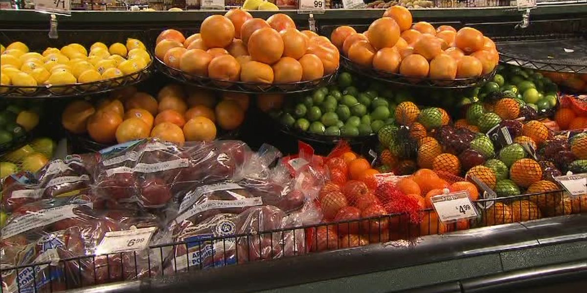 Don't eat your veggies! Study suggests world shortage