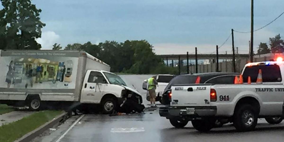 Woman killed in crash on Louisville Ave. identified