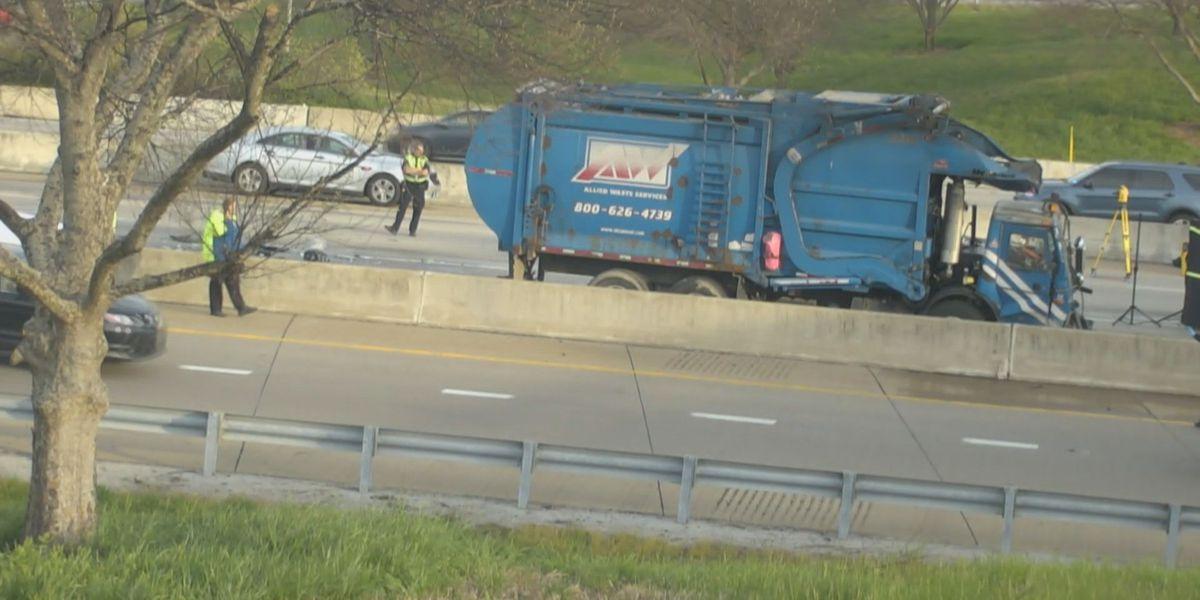 Woman killed in crash on I-264 at Breckenridge Lane identified