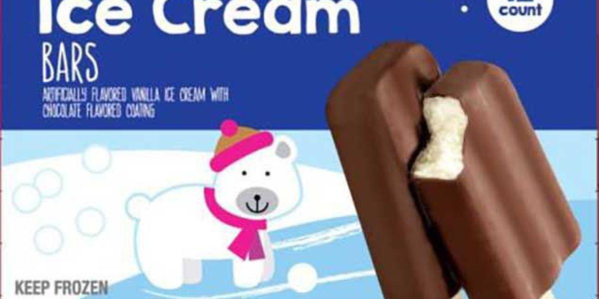 Ice cream bars recalled over listeria concerns