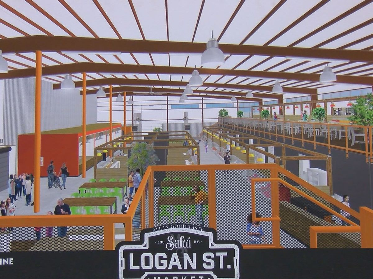 Year-round market in Shelby Park back on track after delays