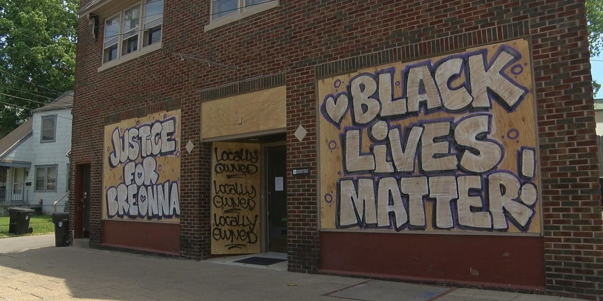 Black business owners in Louisville consider role in peaceful progress