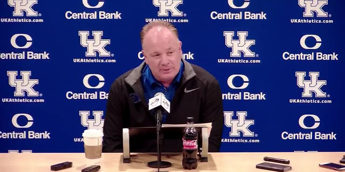 UK looks to get well against Middle Tennessee