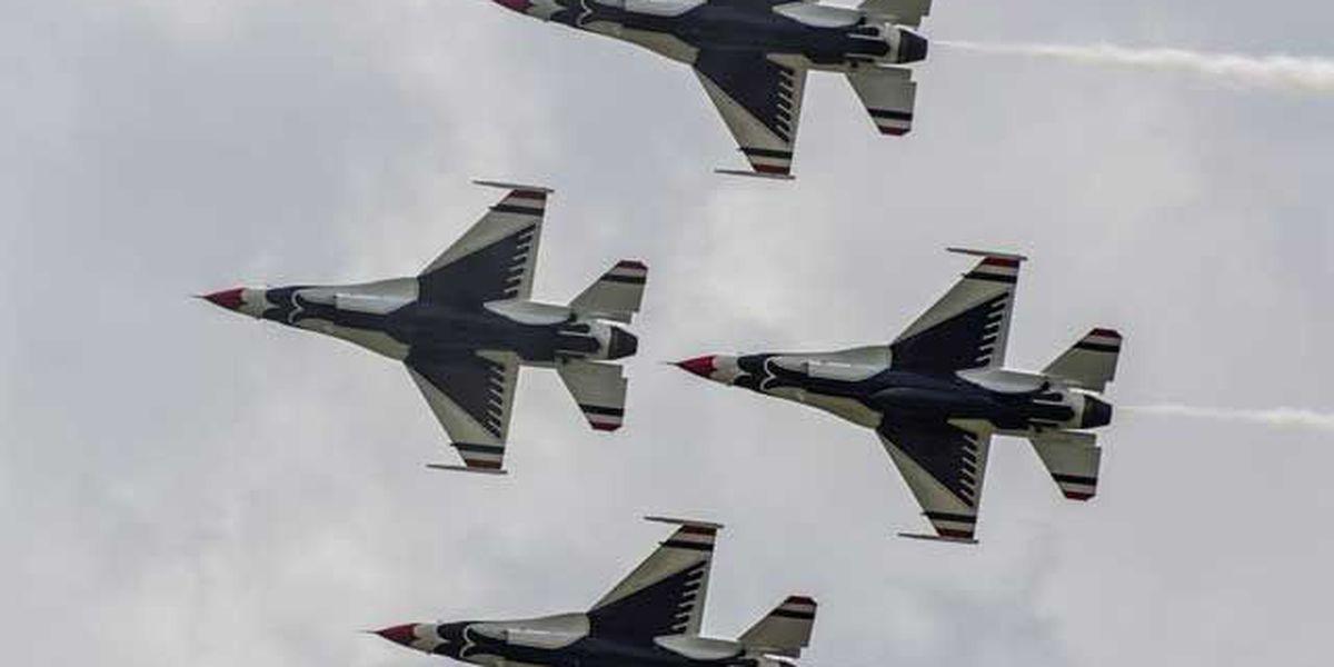 Thunderbirds, Golden Knights to kick off 2015 Kentucky Derby Festival