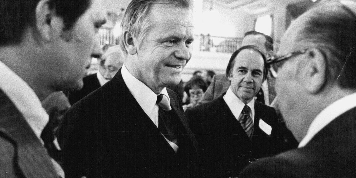 Former Agriculture Secretary Bob Bergland dies at 90