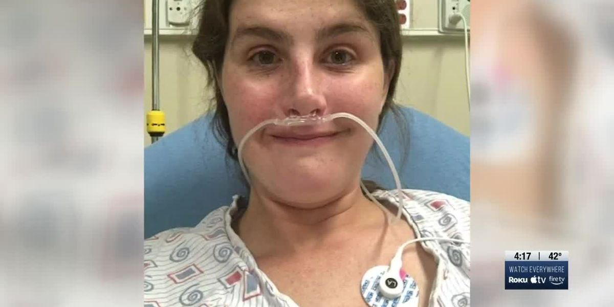 Louisville woman prepares for Fight for Air Climb as she battles lung cancer