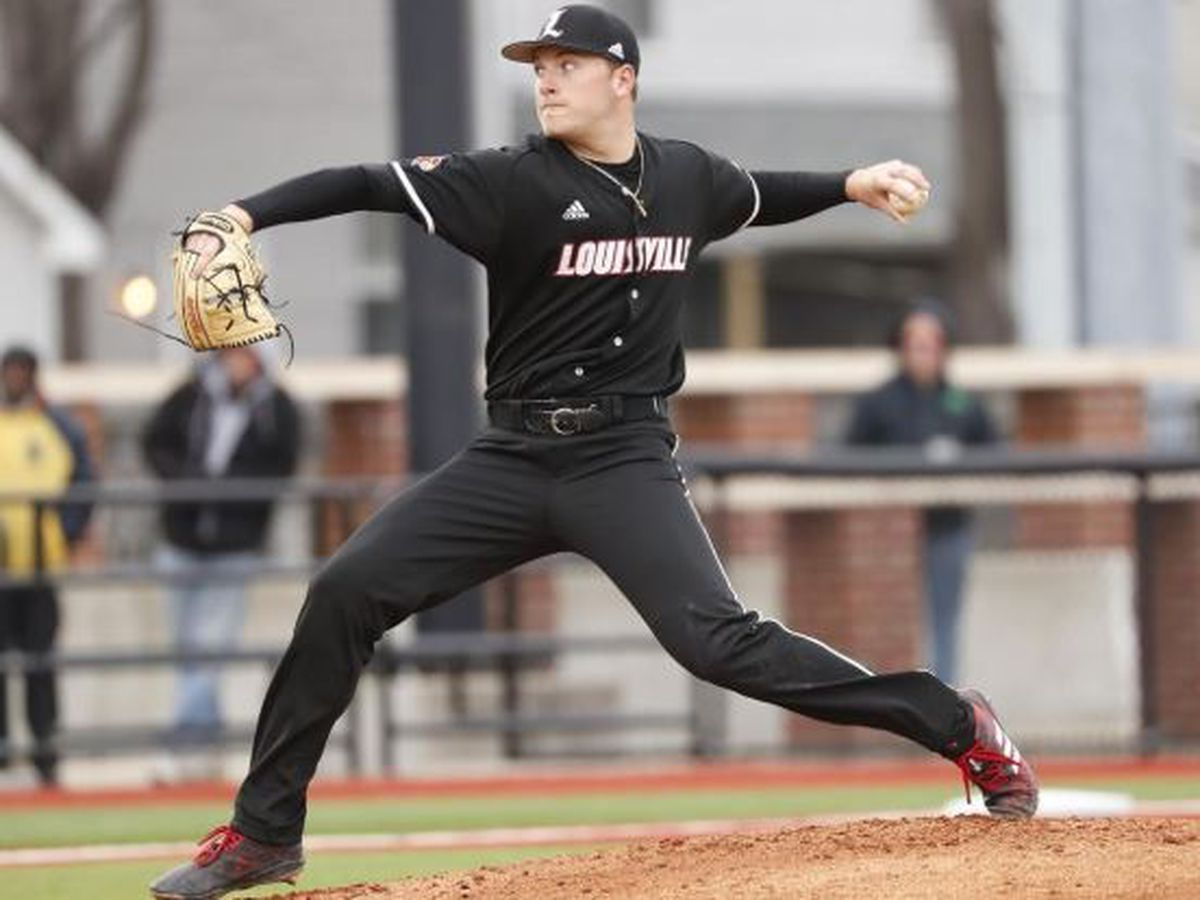 UofL's Detmers named ACC Pitcher of the Year