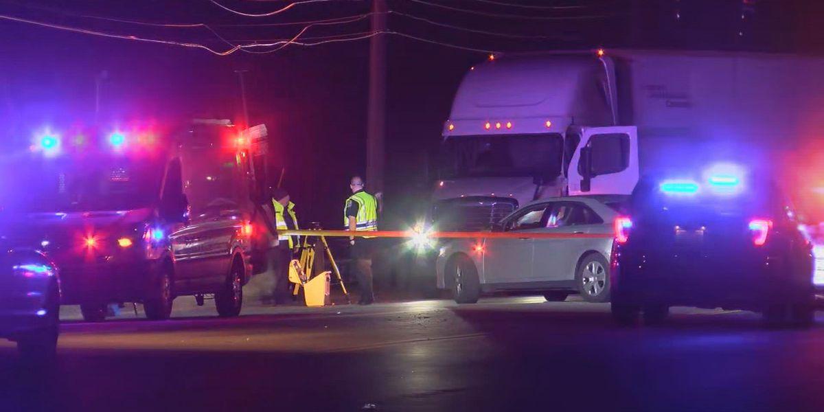 Firefighter killed in crash near GE Appliance Park