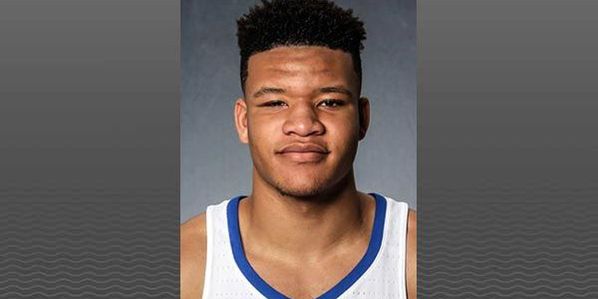 UK's Kevin Knox to sign autographs at Towne Mall on Saturday