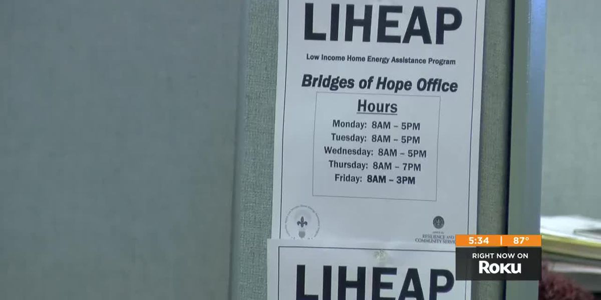 Pre-registration is underway for LIHEAP, for low-income families