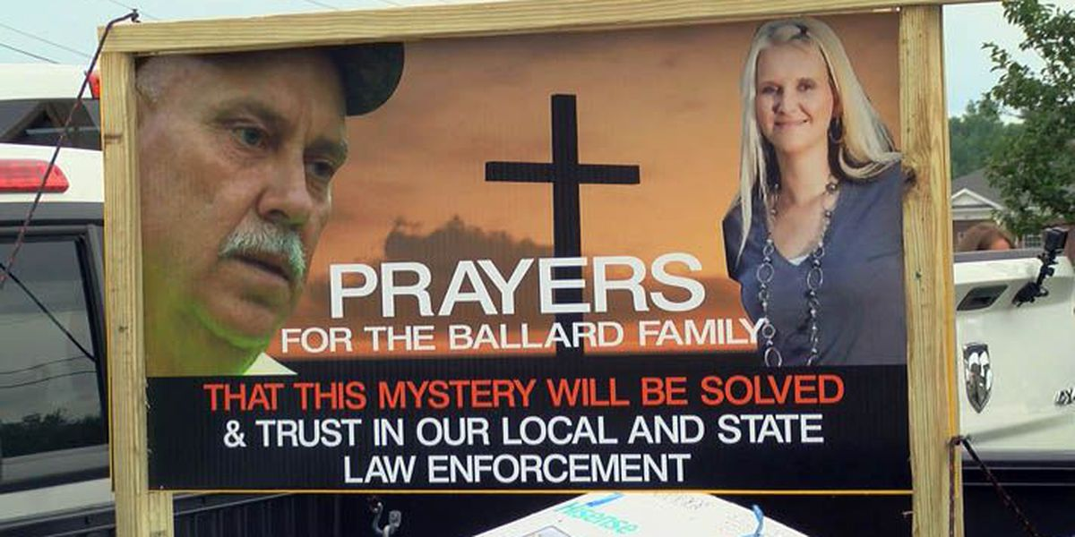 Reward money raised, Ballard family hoping for justice