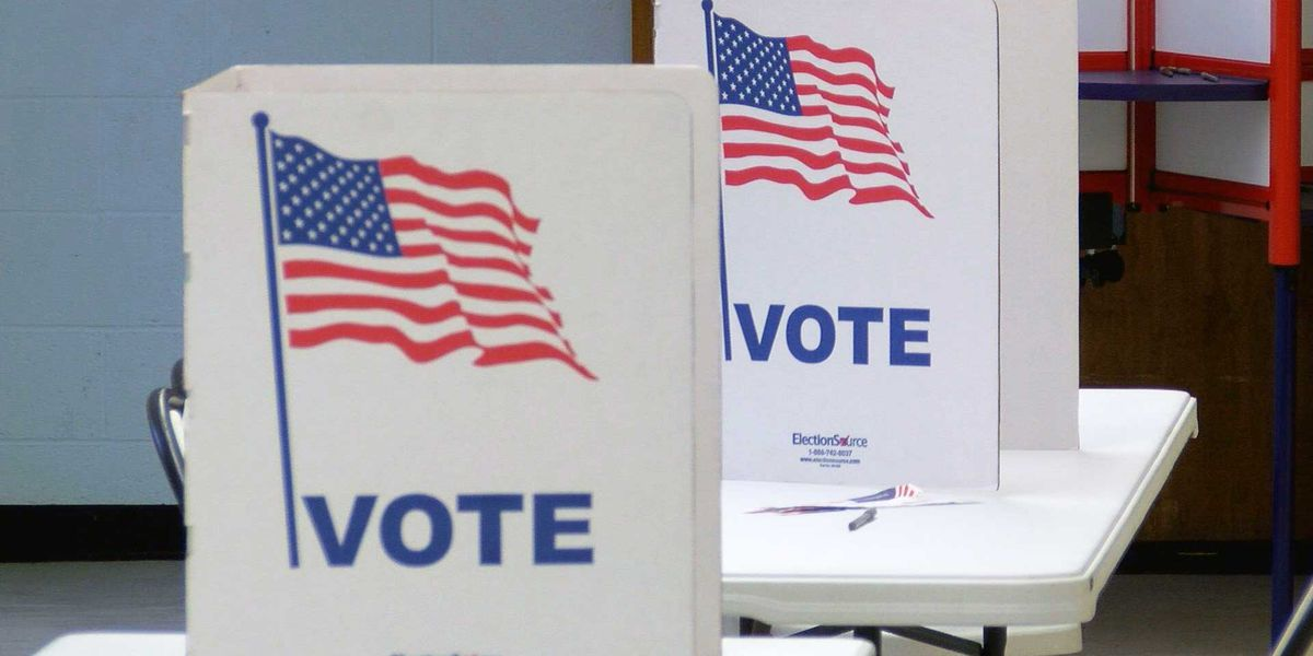 Louisville voters turn out for primary election