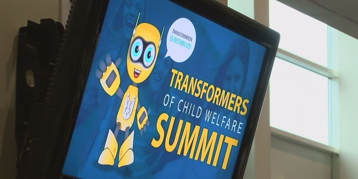 Summit has three goals to help the foster care system