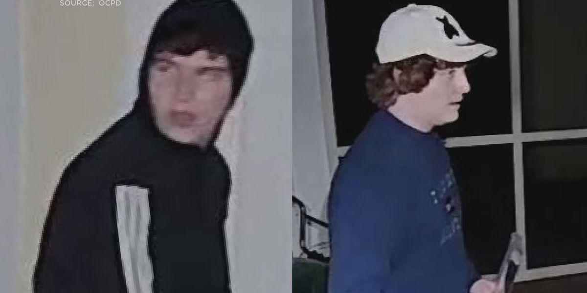 Police search for burglary suspects after Prospect home break-in