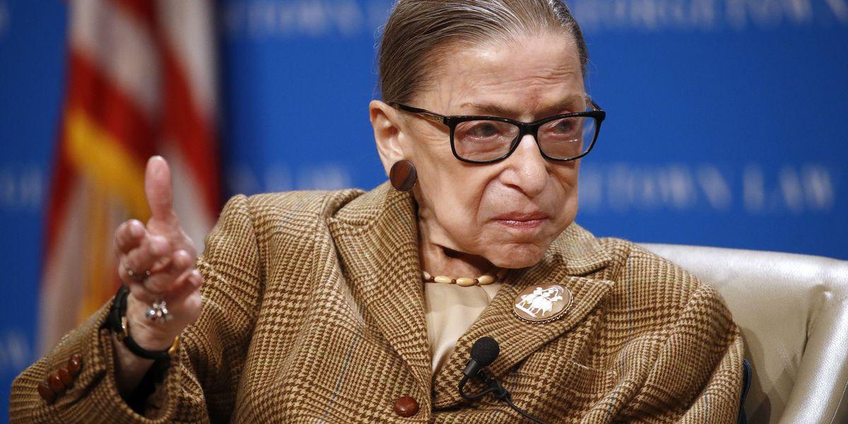 Supreme Court Justice Ruth Bader Ginsburg dies at 87