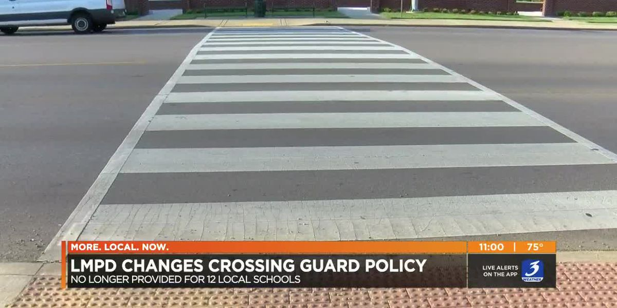 City's budget woes affecting crossing guard help at some schools