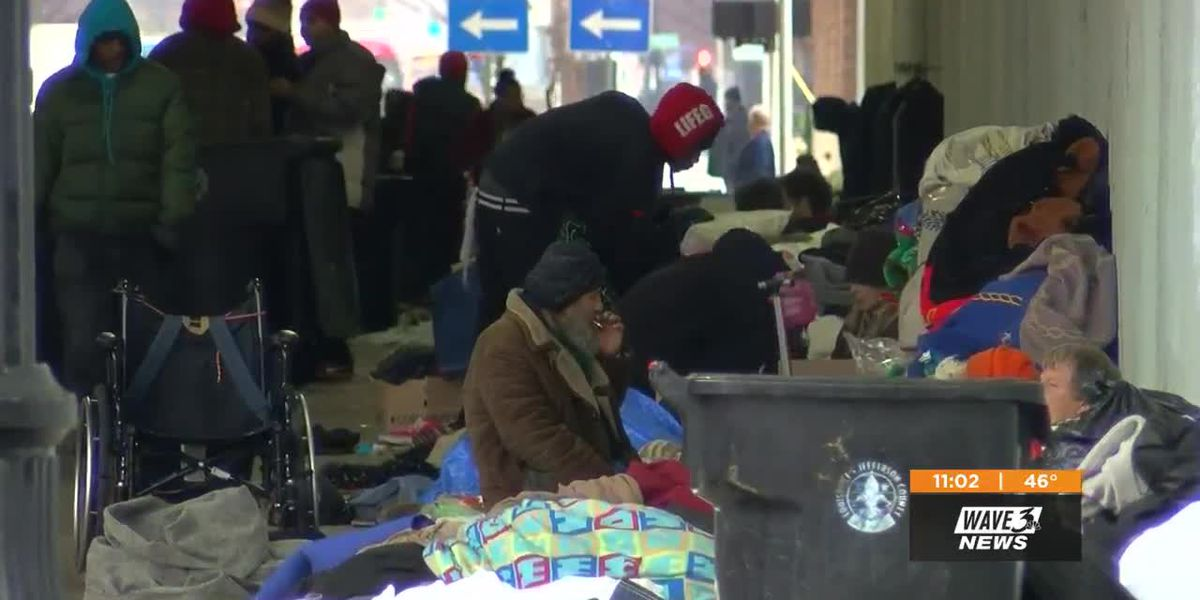 Louisville homeless study looks for solutions