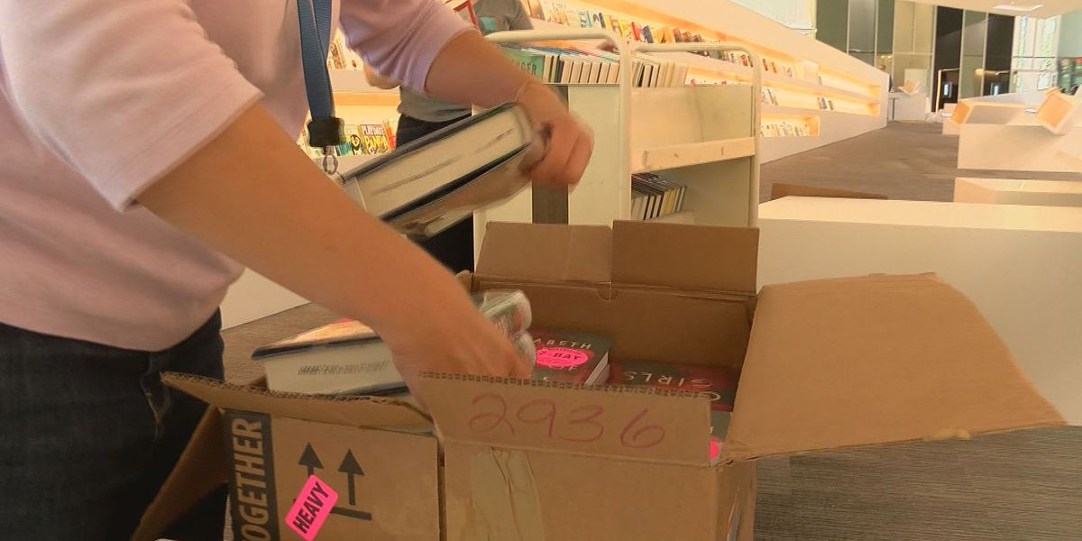 Louisville Free Public Library expands curbside pick-up hours