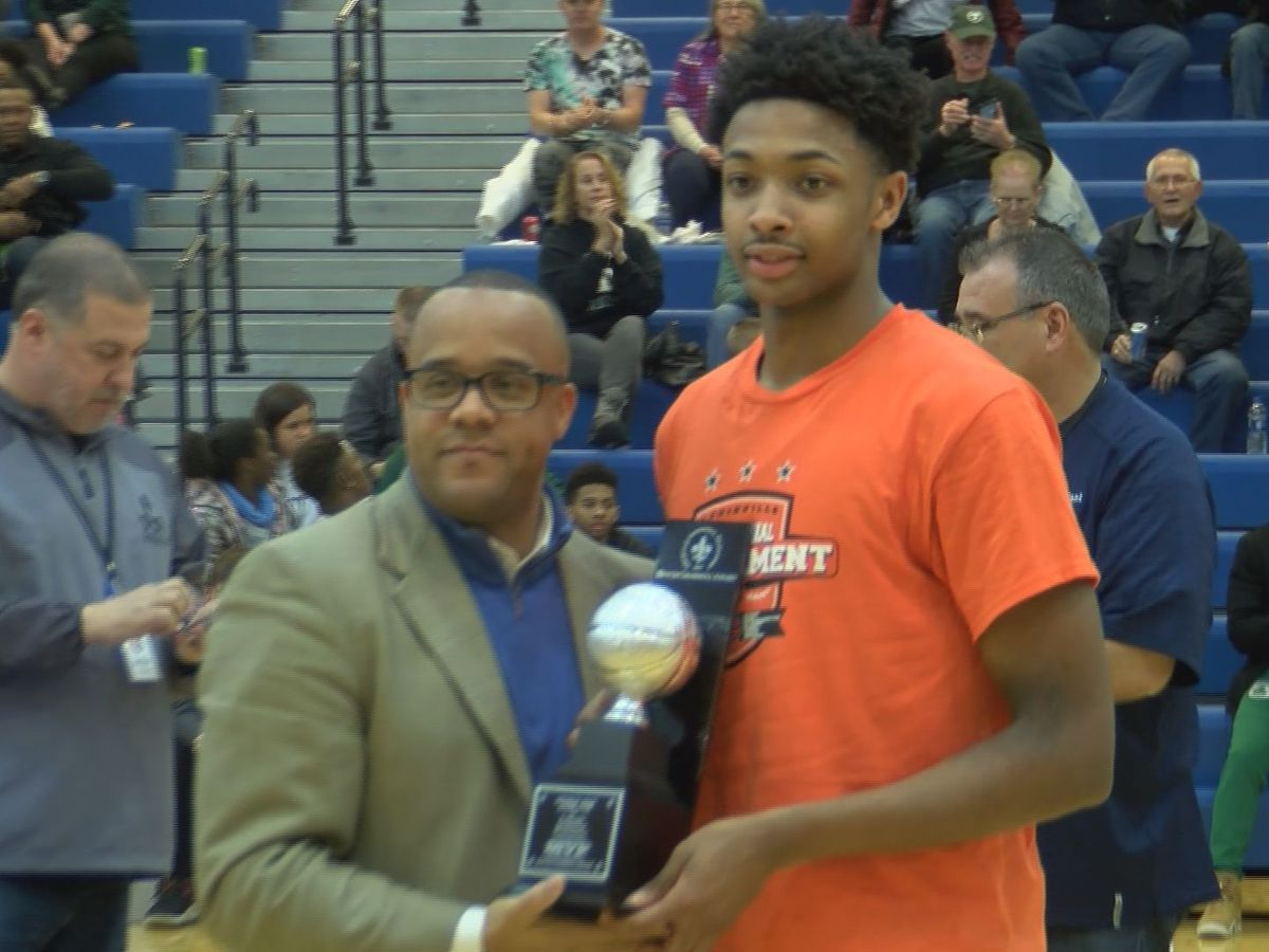 Johnson Leads Trinity to Second State Title