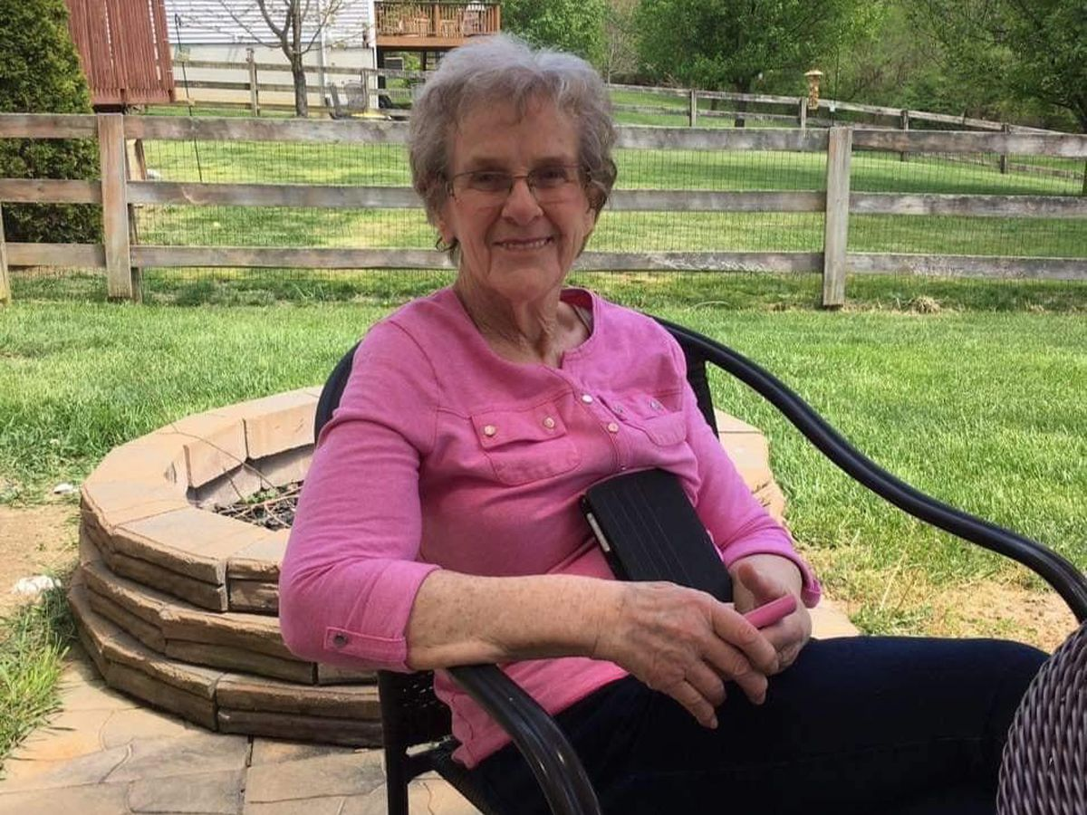 Independence Police Department search for missing 82-year-old woman
