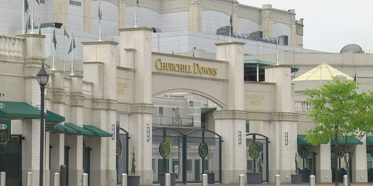 Churchill Downs looking into increased capacity for 2021 Kentucky Derby following new guidance